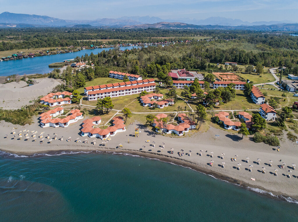 Ada Bojana Resort, Montenegro