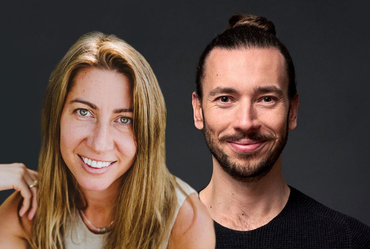 Rachel Rickards & Lennart Henning